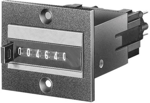 Hengstler CR0464190SR Insteekmodel totalenteller type 464 230 V/AC Inbouwmaten 50 mm x 25 mm