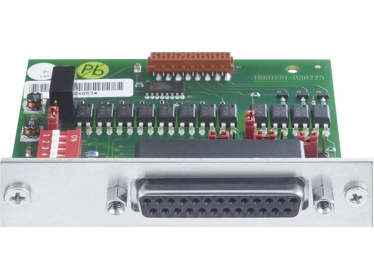 Rohde Schwarz HO118 binning interface Geschikt voor HM8118 3594.6224.02