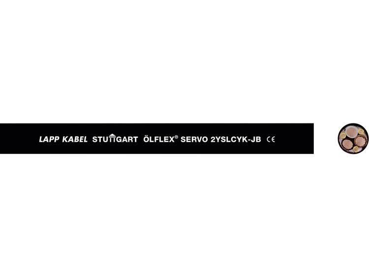 LappKabel 0036449 Servokabel Ã-LFLEX® SERVO 2YSLCY-JB 3 x 95 mm² + 3 G 16 mm² Zwart 250 m