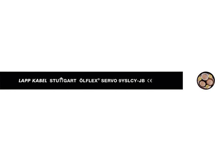 LappKabel Ã-LFLEX® 9YSLCY-JB Servokabel 3 G 50 mm² + 10 mm² Zwart 0037023 500 m