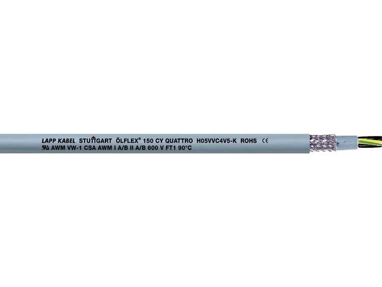 LAPP ÖLFLEX® 150 CY Stuurstroomkabel 5 G 2.50 mm² Grijs 0015905 75 m