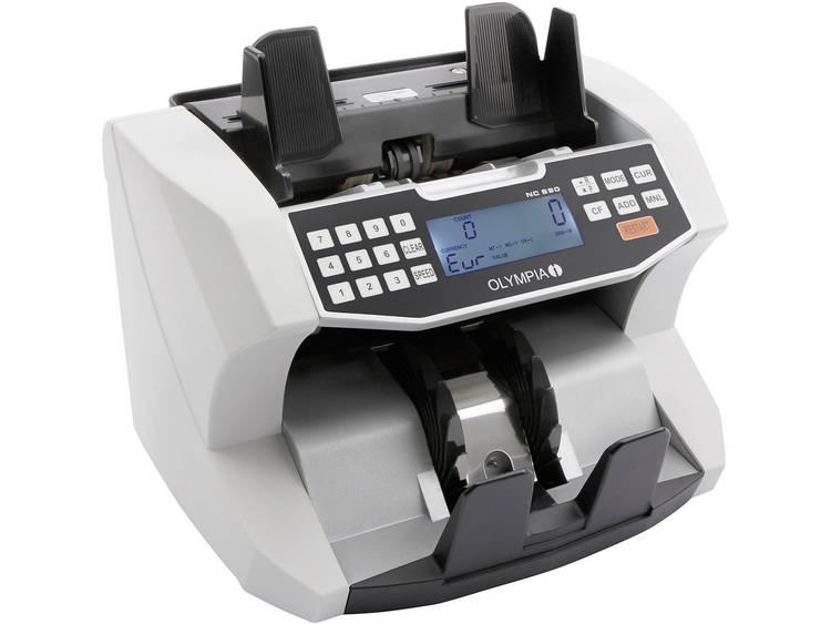 Olympia NC 590 Geldtelmachine 947730590 Valsgelddetector, Biljetteller