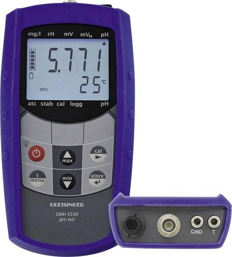 Greisinger GMH 5530 Waterdichte pH / Redox handmeter