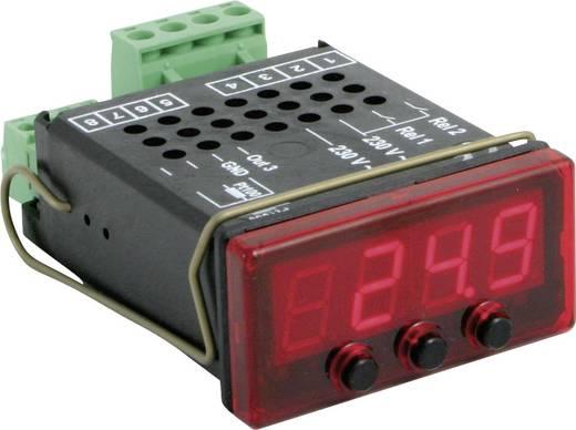 Temperatuurmeter Greisinger GIR 230 TC -270 tot +1750 °C Sensortype J, K, N, S, T Kalibratie mogelijk: Zonder certifica