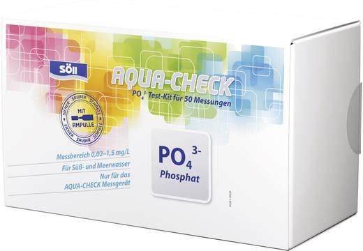 Söll Fosfaat-test 50 tests voor AQUA-CHECK fotometer