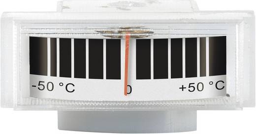 VOLTCRAFT AM-39X14/TEMP Inbouwmeter AM-39X14/TEMP -50 tot +50 °C Draaispoel
