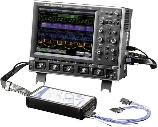 Digitale oscilloscoop LeCroy MSO104MXs-B 1 GHz 22-kanaals 5 GSa/s 16 Mpts 8 Bit Digitaal geheugen (DSO), Mixed-signal (