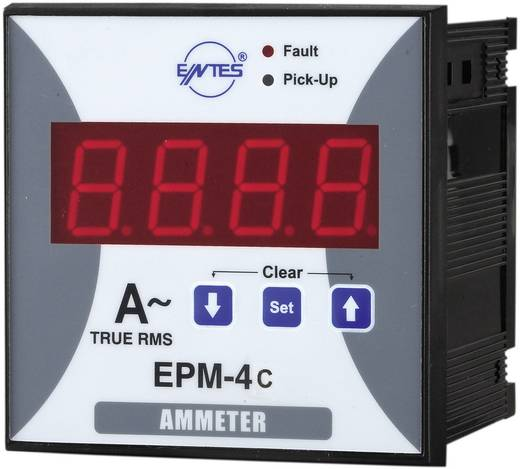 ENTES EPM-4C-96 Programmeerbare 1-fase AC-stroommeter EPM-4-serie