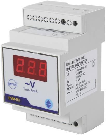 EPM-R3 voltmeter voor DIN-rail