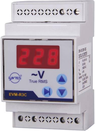 EVM-R3C voltmeter voor DIN-rail