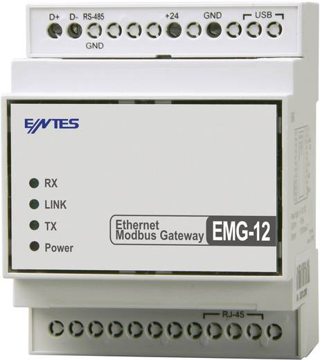 ENTES EMG-12 Gateway RS-485, USB 12 V/DC, 24 V/DC