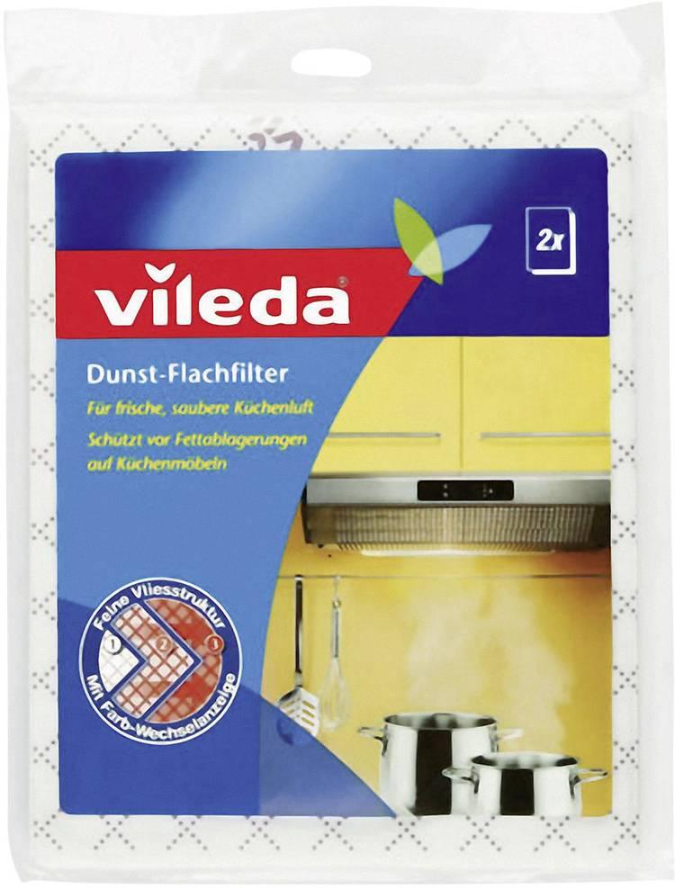 Haze flat filter 2-pack Vileda 1446