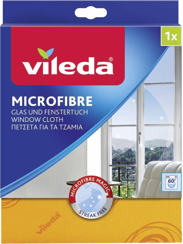Image of Vileda 120725 Microvezel glas- en zeem