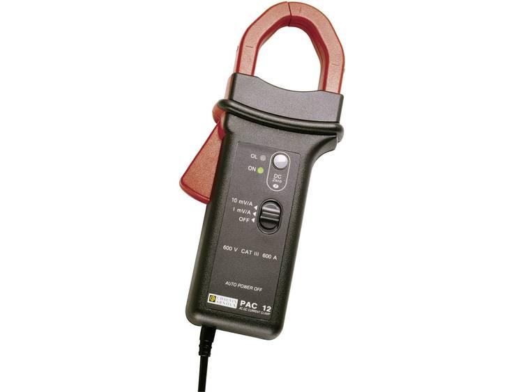 Chauvin Arnoux P01120072 stroomtang-adapter 0.2 60 A (10 mV-A), 0.5 600 A (1 mV-A) 39 mm Gekalibreer
