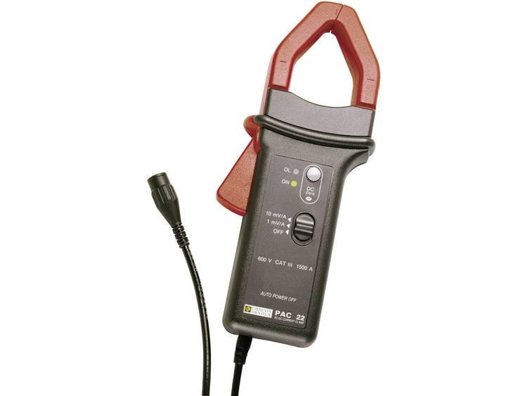 Chauvin Arnoux P01120073 stroomtang-adapter 0.2 150 A (10 mV-A), 0.5 1400 A (1 mV-A) 39 mm Gekalibre