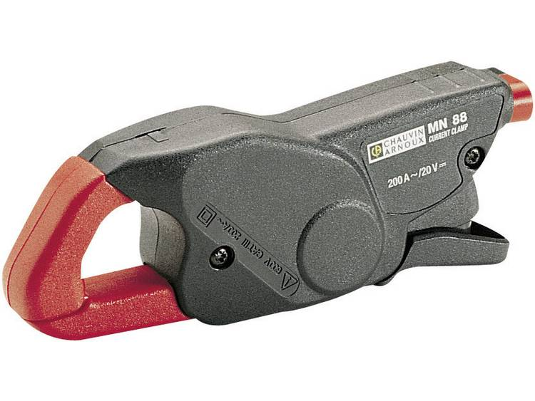 Chauvin Arnoux MN60 stroomtang-adapter 0.1 20 A (100 mV-A), 0.5 200 A (10 mV-A) 20 mm