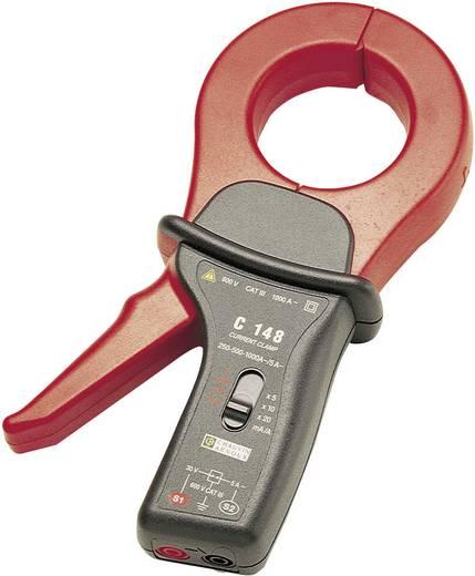 Chauvin Arnoux C160 stroomtang-adapter 0.1 - 10 A (100 mV/A), 0.1 - 100 A (10 mV/A), 1 - 1000 A (1 mV/A) 52 mm