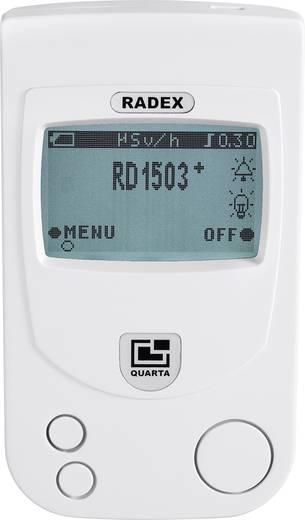 RD1503+ Geigerteller, radioactiviteitsmeter, dosimeter 0,05 tot 9,99 µSv/h stralingsmeter