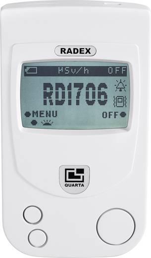 Radex RD1706 geigerteller, radioactiviteitmeter, dosimeter 0.05 tot 999 µSv/h stralingsmeetapparaat