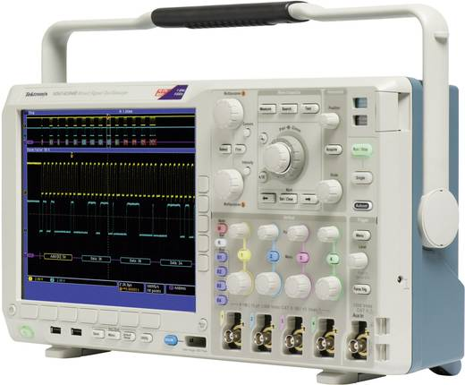 Tektronix MSO4104B Digitale oscilloscoop 1 GHz 20-kanaals 5 GSa/s 20 Mpts 11 Bit Digitaal geheugen (DSO), Mixed-signal