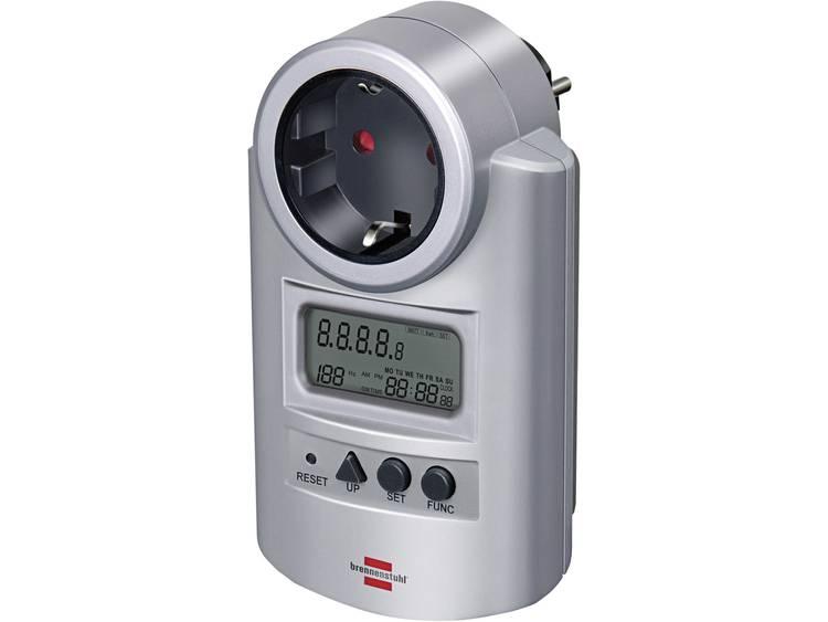 Brennenstuhl PM 231 E Energiekostenmeter Instelbaar stroomtarief