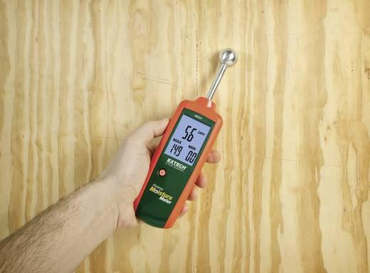 Extech MO257 Materiaalvochtigheidsmeter Meetbereik bouwvochtigheid 0 tot 100 %Vol. Meetbereik houtvochtigheid 0 tot 100