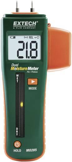 Extech MO260-RK Materiaalvochtigheidsmeter Meetbereik bouwvochtigheid 0 tot 100 %Vol. Meetbereik houtvochtigheid 6 tot 9