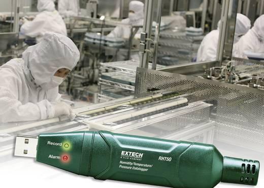Multi datalogger Extech RHT50 (Temperatuur, Luchtdruk, Vochtigheid) -40 tot 70 °C 0 tot 100 % Hrel 950 tot 1050 hPa