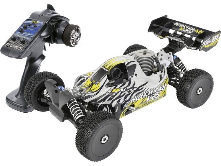 Carson X8NB Specter V25 1:8 RC auto Nitro Buggy 4WD RTR 2.4 GHz