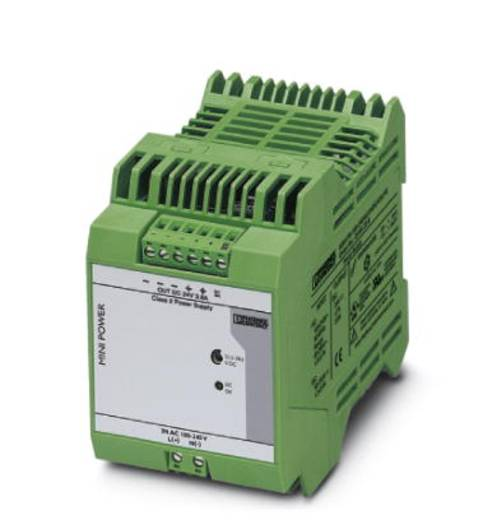 Phoenix Contact MINI-PS-100-240AC/24DC/C2LPS Din-rail netvoeding 24 V/DC 3.8 A 240 W 1 x