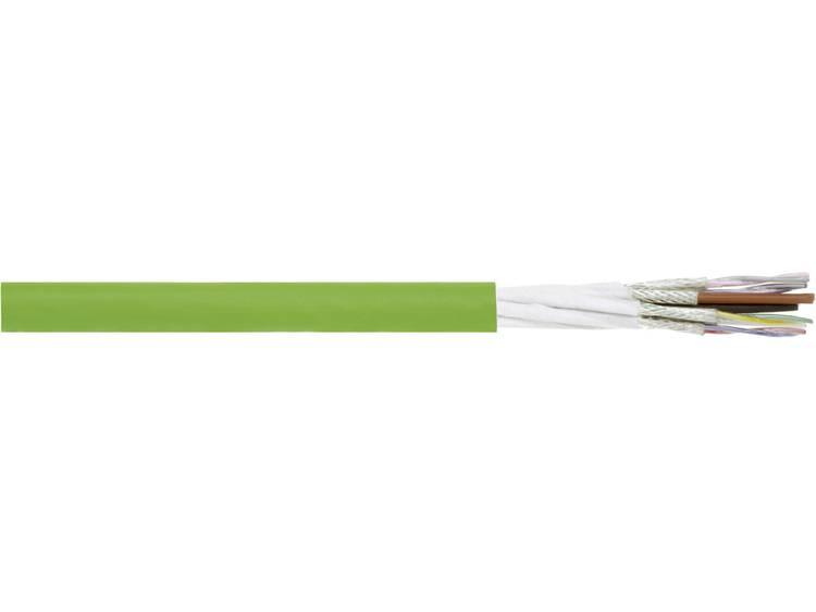 LappKabel 7072507 Encoderkabel LENZE Standard 6 x 0.14 mm² + 2 x 0.50 mm² Groen 500 m