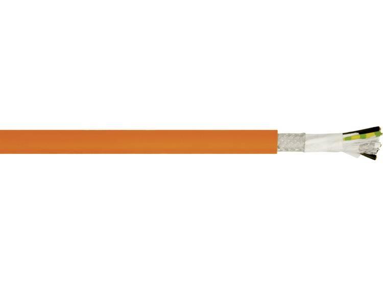 LappKabel 0027792 Servokabel Siemens-Standard 6FX 8PLUS 4 G 4 mm² + 2 x 1.50 mm² Oranje 50 m