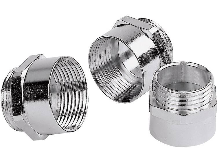 Wartel adapter M20 PG13.5 Polyethyleen Naturel LappKabel 52106030 100 stuks