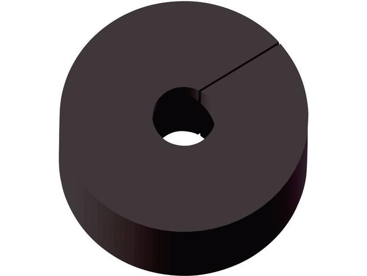 Meervoudig dicht-inzetstuk M25 Nitril-butadieen rubber Zwart (RAL 9005) LappKabel SKINTOP DIX-M ASI BUS DUO 50 stuks