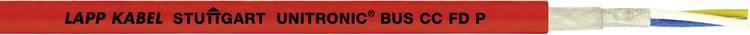 Buskabel UNITRONIC® BUS 1.5 x 2 x 0.75 mm² Rood LAPP 2170370 500 m