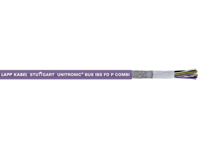 Buskabel UNITRONIC® BUS 3 x 2 x 0.25 mm² + 3 x 1 mm² Violet LAPP 2170218 100 m