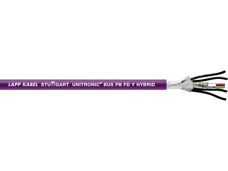 Buskabel UNITRONIC® BUS 1 x 2 x 0.32 mm² + 4 x 1.50 mm² Violet LAPP 2170875 500 m