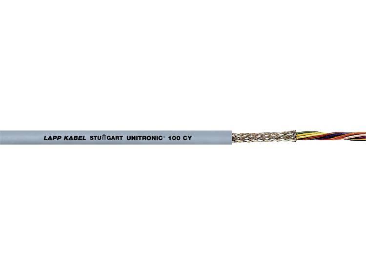 LAPP 0031032 Datakabel UNITRONIC® 100 CY 7 x 0.25 mm² Grijs 500 m