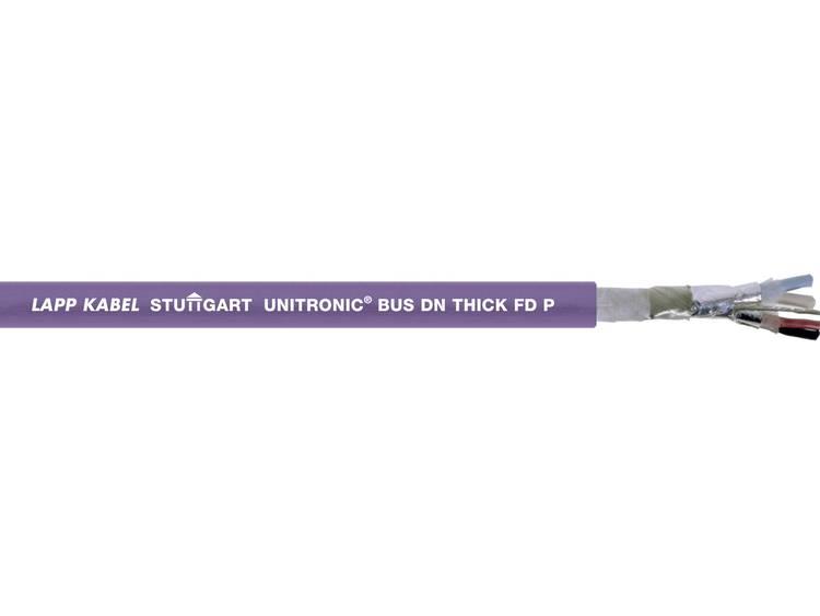 Buskabel UNITRONIC® BUS 1 x 2 x 1 mm² + 2 x 2 mm² Violet LAPP 2170344 305 m