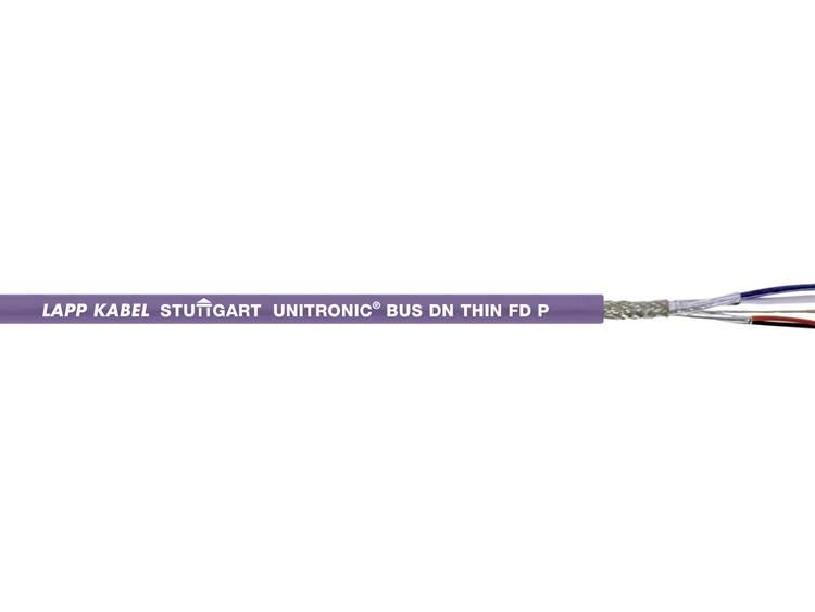Buskabel UNITRONIC® BUS 1 x 2 x 0.25 mm² + 2 x 0.50 mm² Violet LappKabel 2170347 305 m