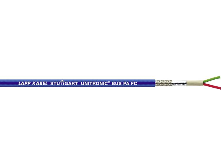 Buskabel UNITRONIC® BUS 1 x 2 x 1 mm² Blauw LAPP 2170334 100 m