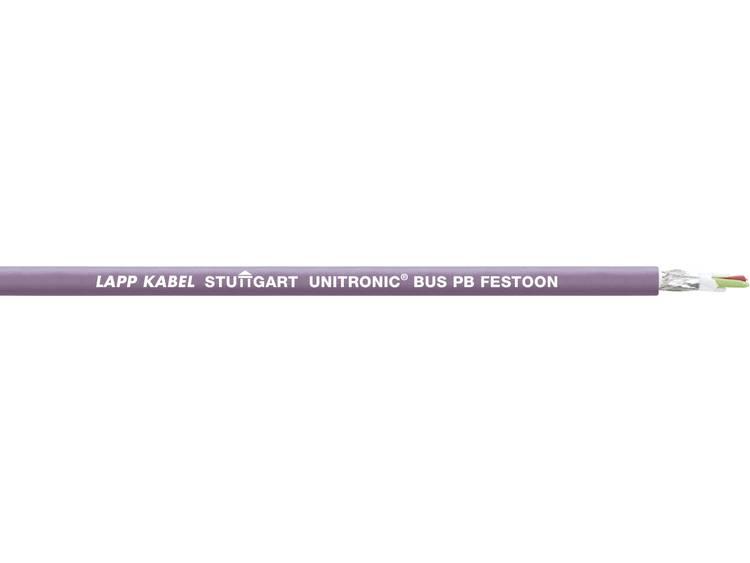 Buskabel UNITRONIC® BUS 1 x 2 x 0.32 mm² Violet LAPP 2170331 500 m