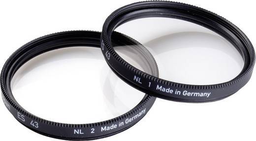 Gossen Nahlinse 2 F497G Gossen close-up-lens 2 voor MAVO-SPOT 2 USB Geschikt voor (details) Mavo-Spot 2 USB