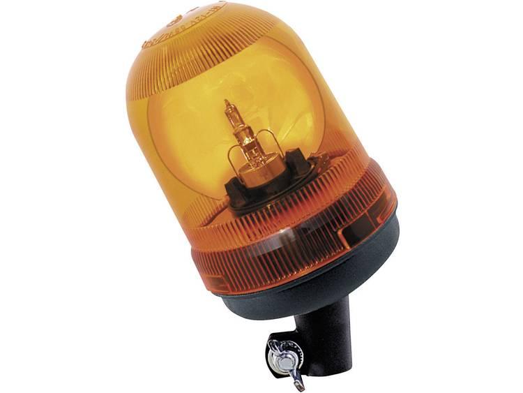 AJ.BA Zwaailicht GF.45 ASTRAL 12 V, 24 V werkt op boordnet Normhouder Oranje