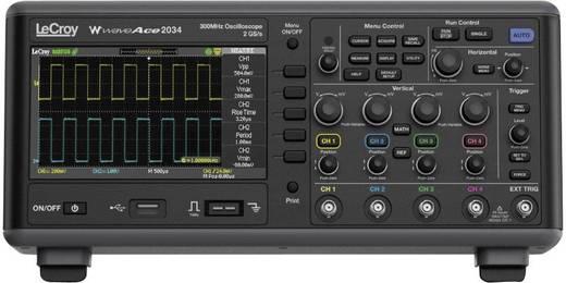 LeCroy WaveAce™ 2024 Digitale oscilloscoop 200 MHz 4-kanaals 1 GSa/s 12 kpts 8 Bit Digitaal geheugen (DSO)