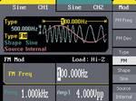 Arbitraire functiegenerator WaveStation 2012