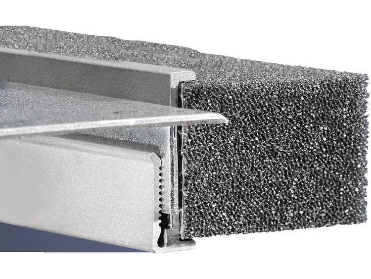 Rittal TS 8802.100 Kabelinvoeringsplaat Aluminium 4 stuks
