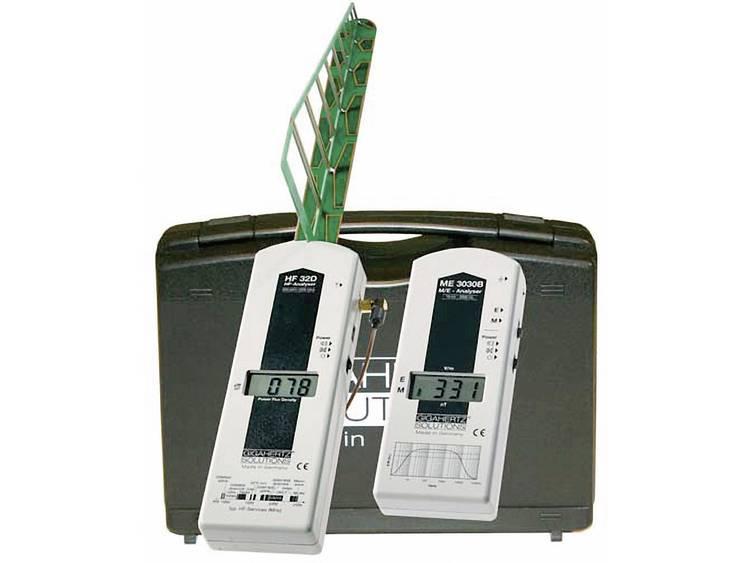 Gigahertz Solutions MK10  meter Kalibratie conform Fabrieksstandaard zonder cer
