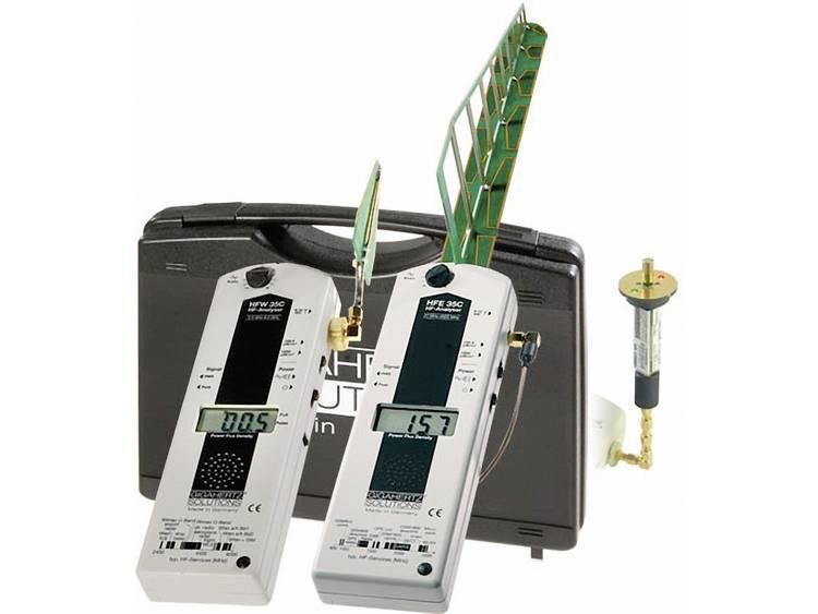 Gigahertz Solutions HFEW35C  meter Kalibratie conform Fabrieksstandaard zonder