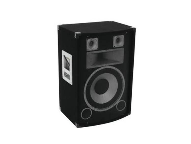 Party speaker 30 cm 12 inch Omnitronic DS-123 MKII 250 W 1 stuks